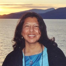 portrait of Laurie Vasquz