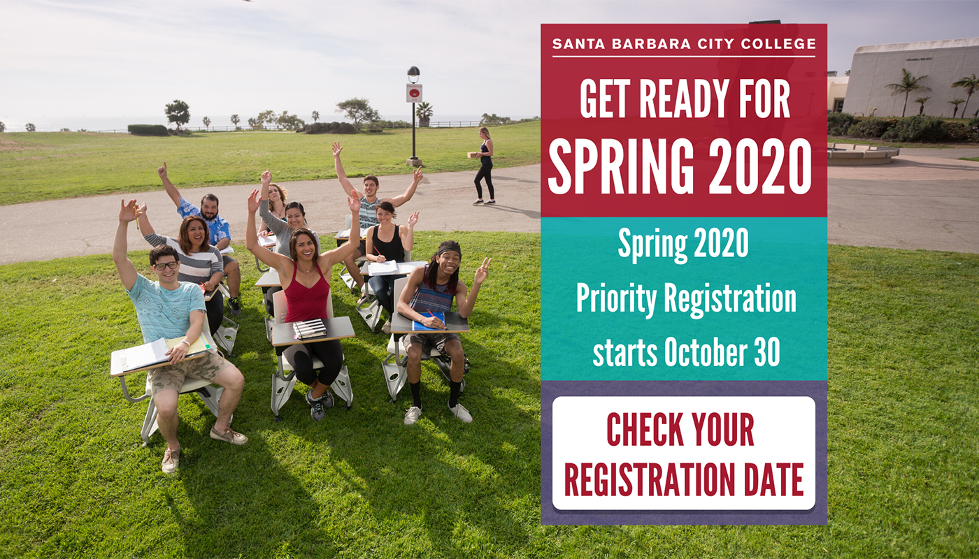 Santa Monica College Spring 2020.Homepage Santa Barbara City College